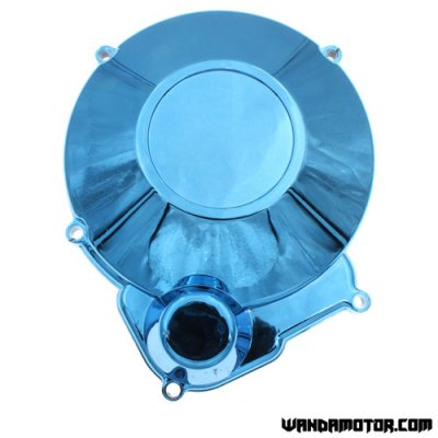 Ignition cover AM6 blue