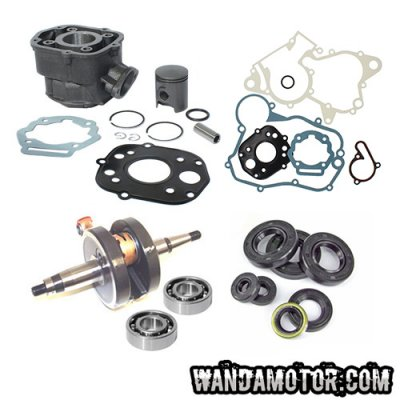 Engine repair kit Derbi Senda 2006->