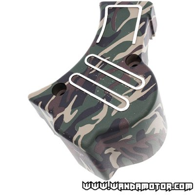 Oil pump cover Derbi Senda '00-05 camo