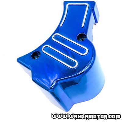 Oil pump cover Derbi Senda '00-05 blue