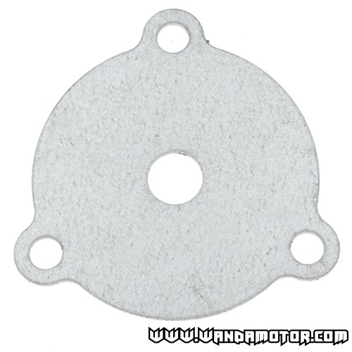 Exhaust restrictor plate 11 x 6 x 51 mm