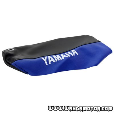 Seat cover Yamaha DT '04-> blue/black