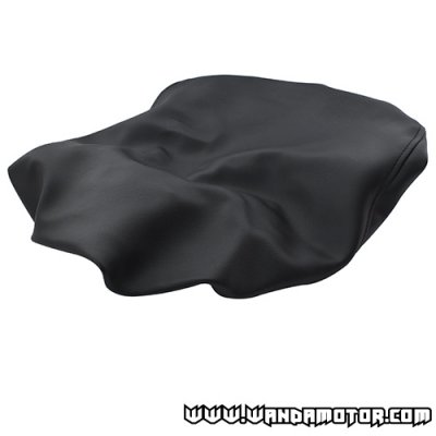 Seat cover Suzuki PV black with text