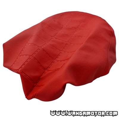 "Seat cover Suzuki PV red ""old model"""