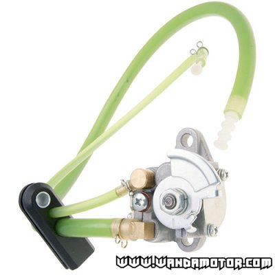#04 Derbi oil pump original