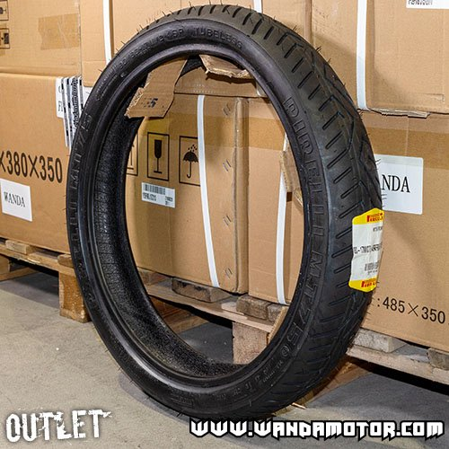 Outlet tire Pirelli MT75 90/90-17 46P