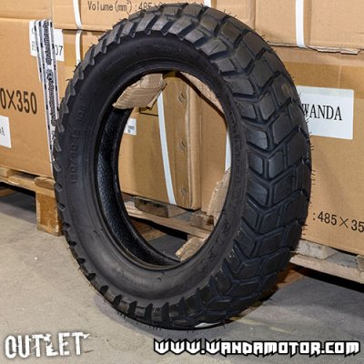 Outlet tire Pirelli SL60 130/80-12 60J