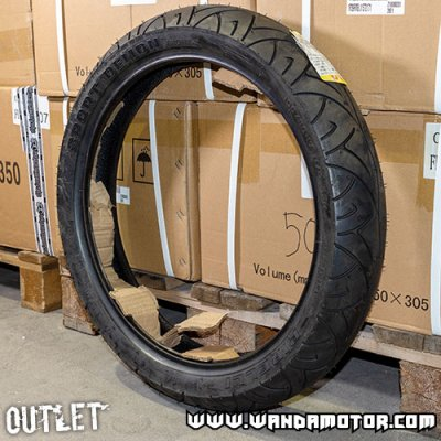 Outlet tire Pirelli Sport Demon 100/80-17 52H
