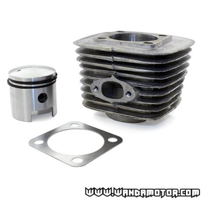 Cylinder kit 80cc bicycle engine
