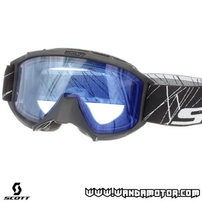 Goggles Scott 89 Si Junior SX TML sky blue/black