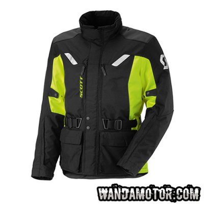 Scott Turn TP jacket black/yellow D-size L