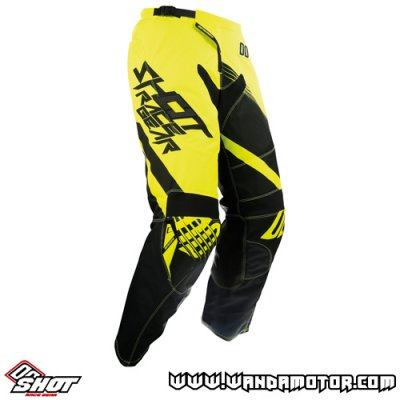 Shot Contact Claw pant neon yellow 28