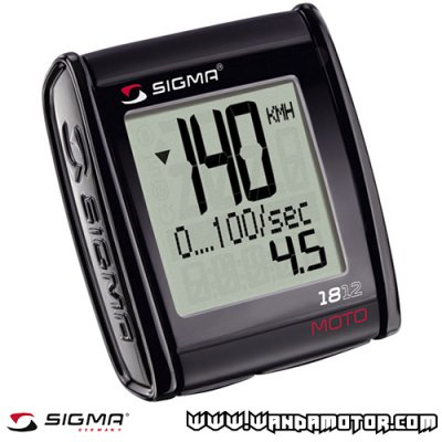 Digital meter Sigma MC 1812