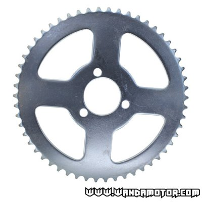 Rear sprocket pocket bike T8