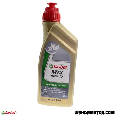 Gear oil Castrol MTX 10W-40 1L