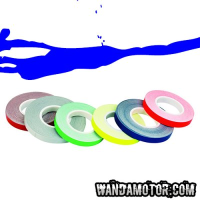 Rim tape 7mm x 6m blue
